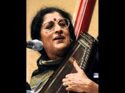 जानीमानी हिंदुस्तानी शास्त्रीय गायिका किशोरी अमोनकर ने दुनिया को कहा अलविदा