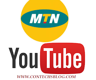 MTN Hourly YouTube Streaming Data Plans Subscription Codes