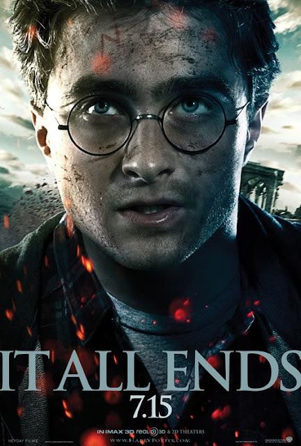 Harry Potter 7 Las Reliquias de la Muerte Parte 2 (2011) DVDRip Latino