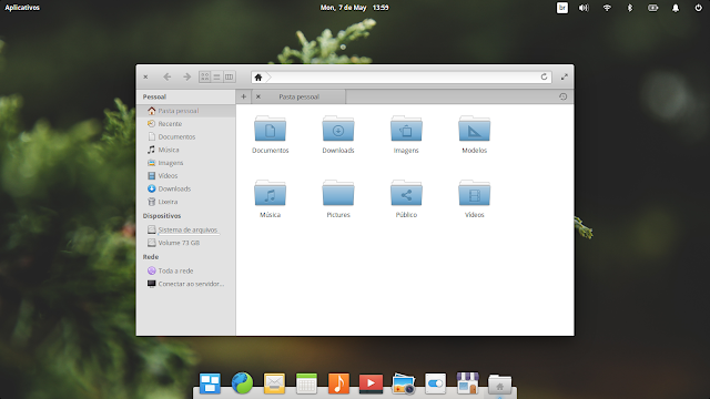 Distro Linux Elementary Os