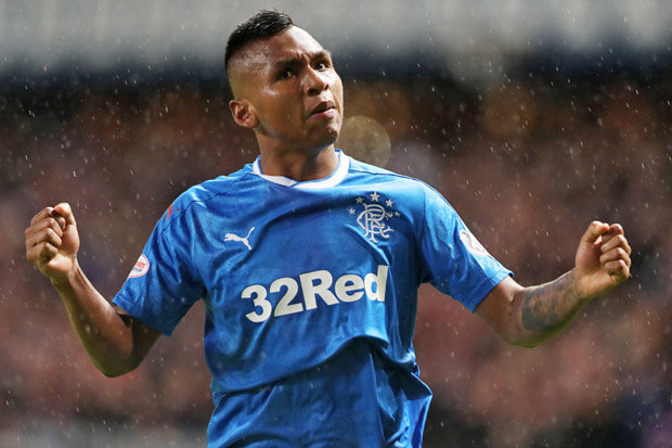 Alfredo Morelos rejected China move in the hope of playing in England