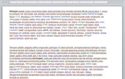 Tutorial Menghilangkan Background Tulisan Hasil Copy Paste di Microsoft Word 3
