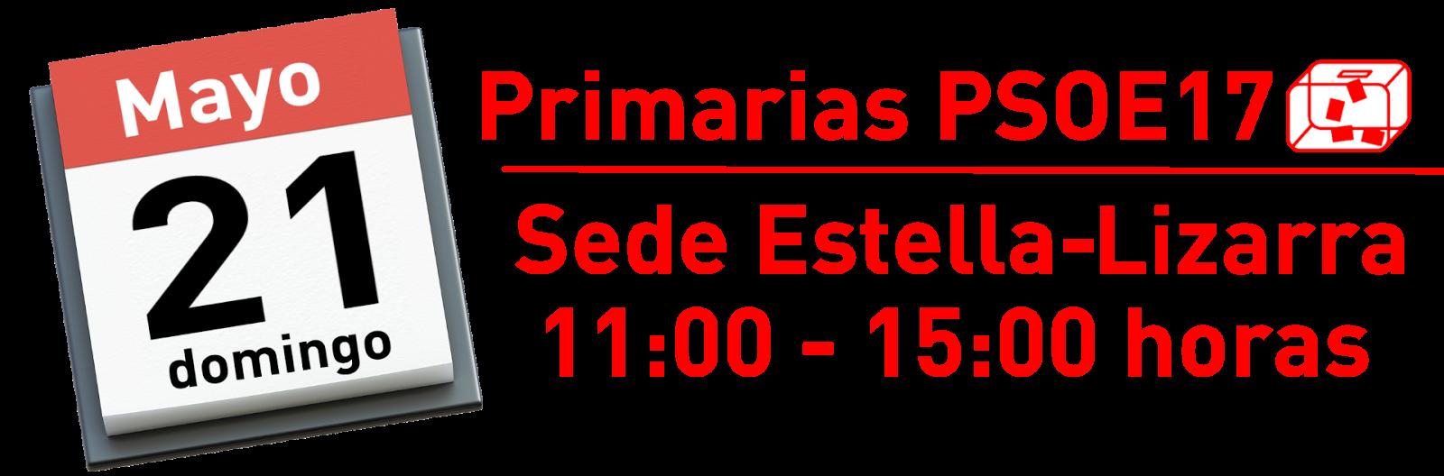 Jornada votación Estella+Villatuerta