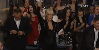 Η Σάσα Σταμάτη πέταξε πιάτο και πέτυχε την Τζένη Μπότση - Η απίστευτη αντίδραση της ηθοποιού
