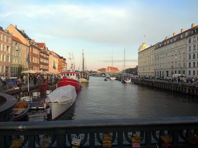 Kanał w Kopenhadze