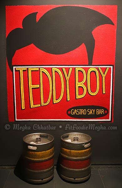 Fit Foodie Megha: Teddy Boy – Rooftop restaurant — Reviewed!