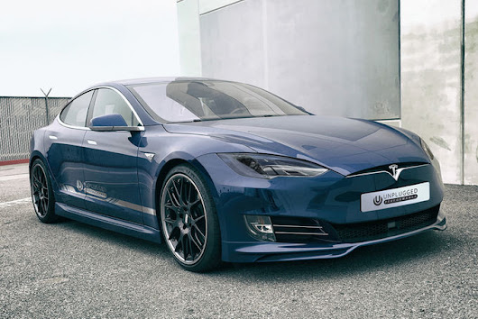 Facelift model S tesla