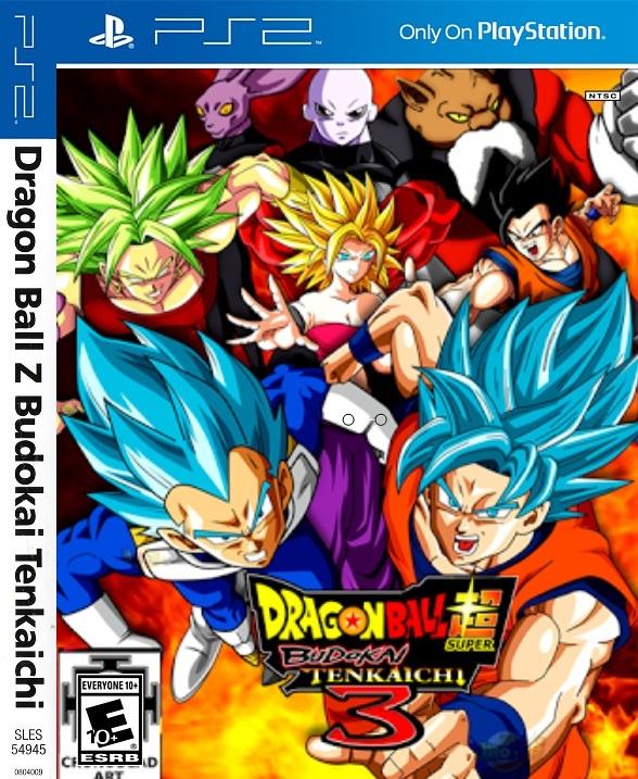 Dragon Ball Z Sparking Meteor Isos - vegaloline