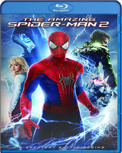 The Amazing Spider-Man 2 [BD25] [2014] [Latino]