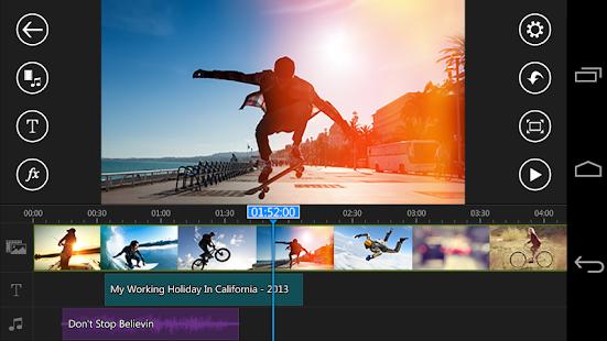 تحميل أفضل تطبيق لتحرير الفيديوللاندرويد كامل