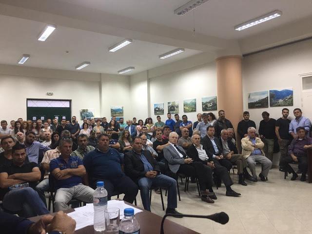 Θεσπρωτία: Σε ημερίδα στους Φιλιάτες τονίστηκε ότι ο αγροτοκτηνοτροφικός τομέας έχει μεγάλες δυνατότητες ανάπτυξης στη Θεσπρωτία...