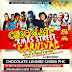 Chocolate Xmas street carnival with Vj O'square,  friends & face of chocolate lounge 2017