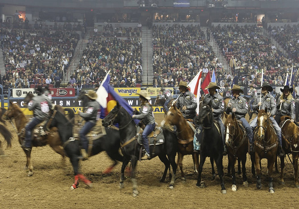 1st Go Round Results 2018 Nfr Las Vegas Nfr Network