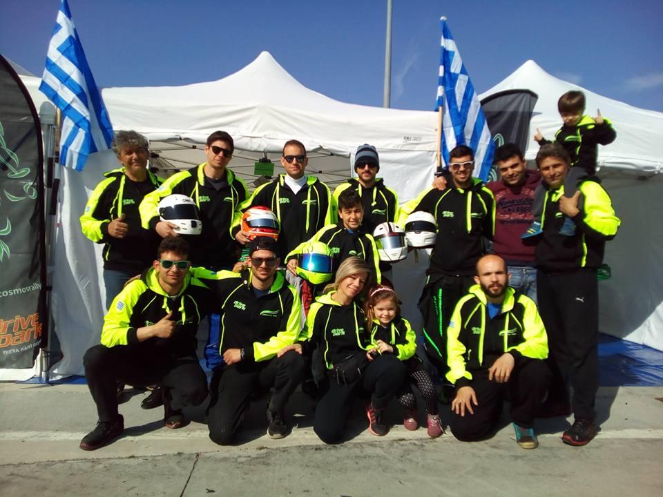 Karting: Σημαντική εμπειρία για 5 Έλληνες αθλητές στην Adria