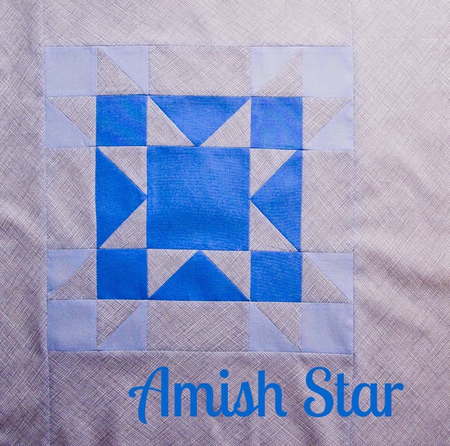 Star Block of the Month with The Village Haberdashery #starbotm