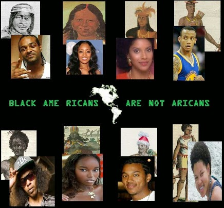 ancient black moors american natives