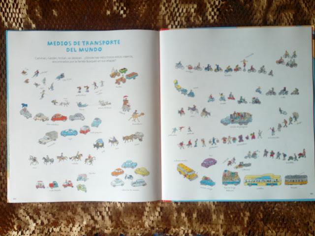 medios de transporte del mundo