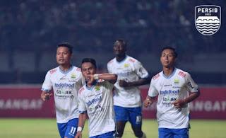 Klasemen Liga 1 2018 usai Persib Menang atas Persebaya