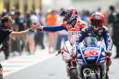 MotoGP Barcelona, Rider Spanyol Wajib Tumpas Semua Jagoan Italia