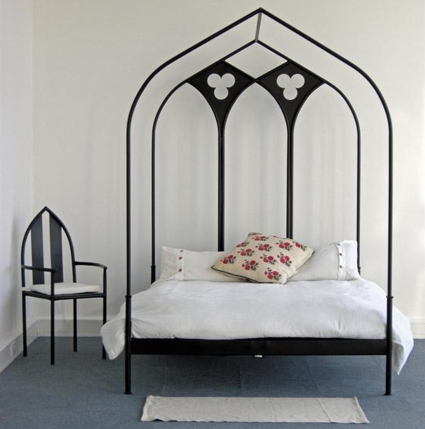 Gothic Bedroom Decor On Pinterest
