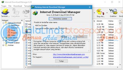 Download IDM 6.28 Build 6 Offline Installer Terbaru