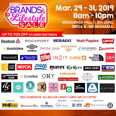 megabrands sale at SM Megatrade