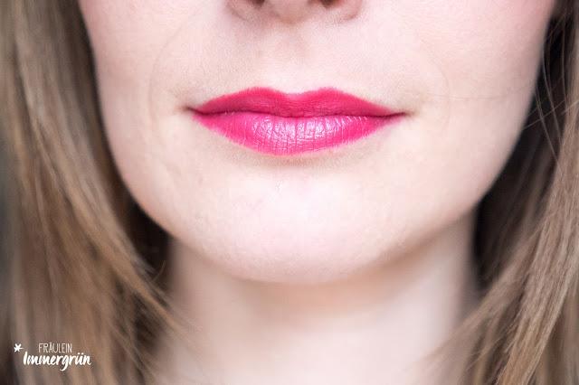 100% Pure Pomegranate Oil Anti Aging Lipstick // Primrose