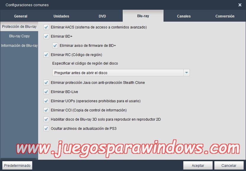 DVDFab v9.3.0.4 Full PC ESPAÑOL Descargar 8