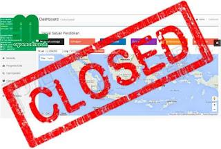 telah ditutup tetapi anjuran belum disetujui oleh Kanwil Kemenag bahkan oleh Admin Emis Kab Jika Verval SP Ditutup tapi Belum Disetujui Kanwil