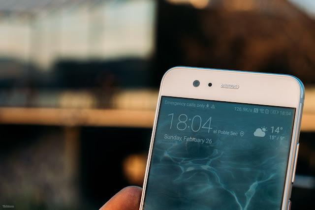Đánh giá nhanh điện thoại Huawei P10