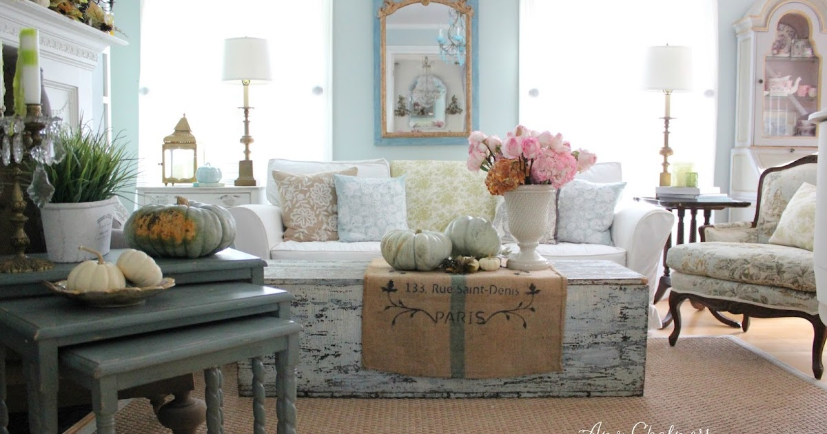 Maison Decor: A Fall French Country Home Tour With Soft