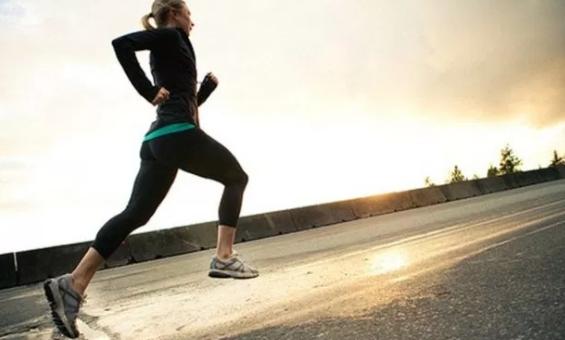Berlari Mampu Mengurangi Stress
