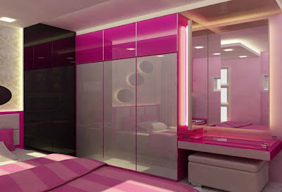 bedroom wardrobe interior design ideas for modern homes