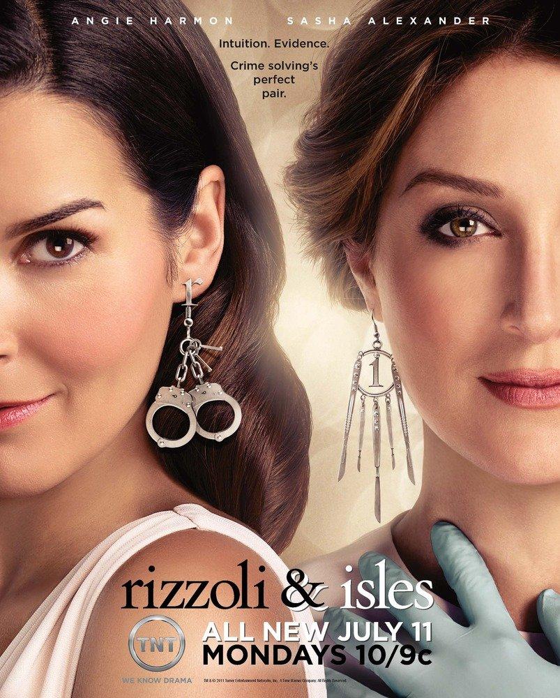 aboutnicigiri: Rizzoli and Isles Season 2