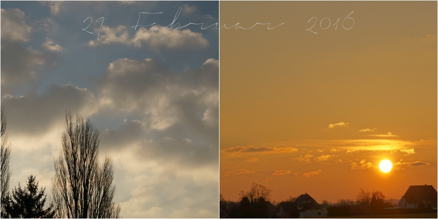 Blog + Fotografie by it's me! - fim.works - Himmel am 29.02.2016