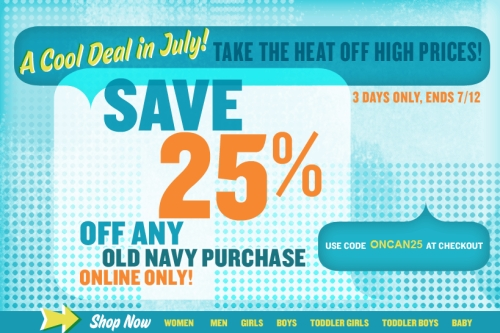photo about Old Navy Printable Coupon named Outdated armed service discount coupons canada on-line - Proderma mild coupon code