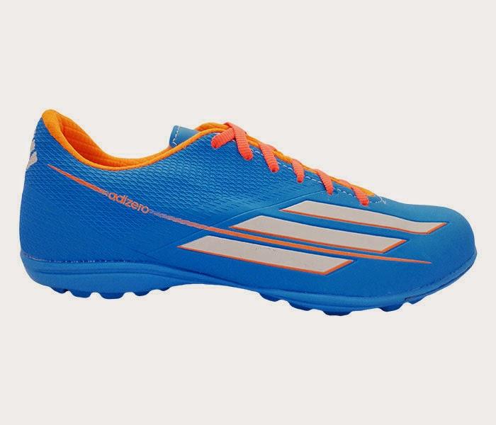 4a753425b3 Chuteira Society Adidas Adizero F50 Azul MOD 11711 R  104