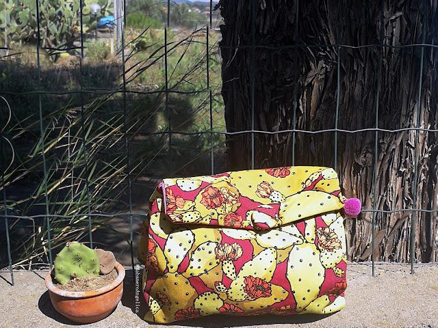 Fiore di Luna Handmade creazioni artigianali clutch