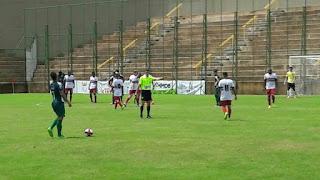 A bola rolou pelo Campeonato Mineiro Módulo II