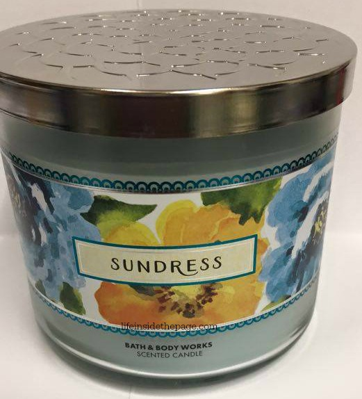 Life Inside The Page Bath Amp Body Works Spring Garden Candle Collection