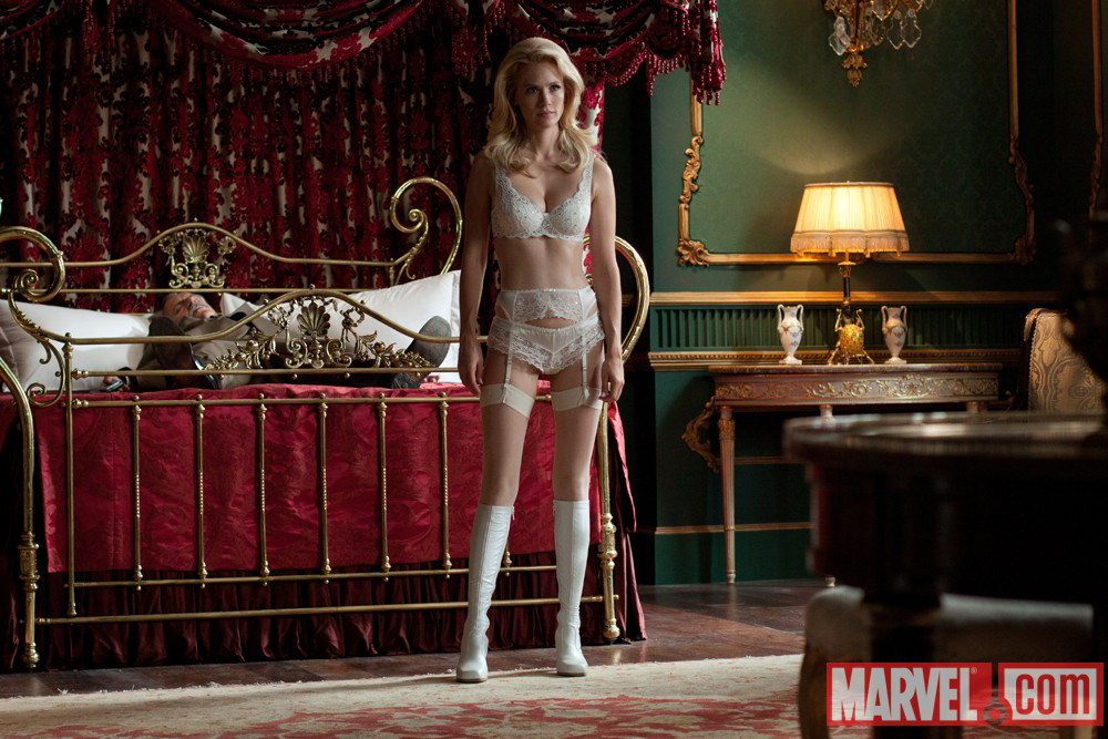 Hello, Tailor: The costumes of X-Men: First Class, Part 1 ...