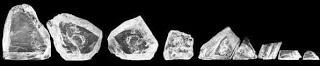 The Nine Main Cullinan Diamond Cuts