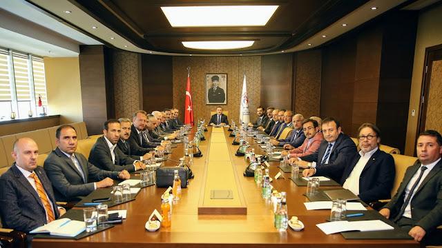Ankara'daki zirveden 3 önemli karar çıktı..