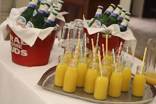 Bebidas boda