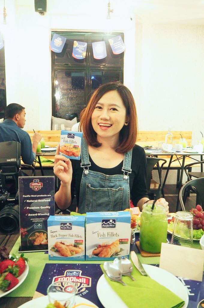 [Food Review] A Get-Together Dinner with Pacific West @ PC Studio, Petaling Jaya