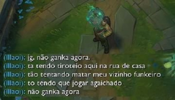 perolas do lol prints illaoi tiroteio afk top