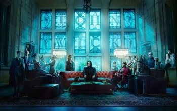 John Wick: Chapter 3 – Parabellum Wallpapers