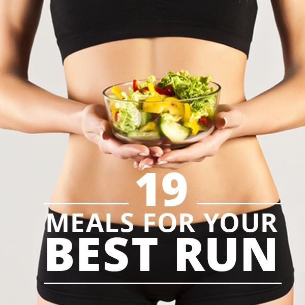 19 Meals for Your Best Run