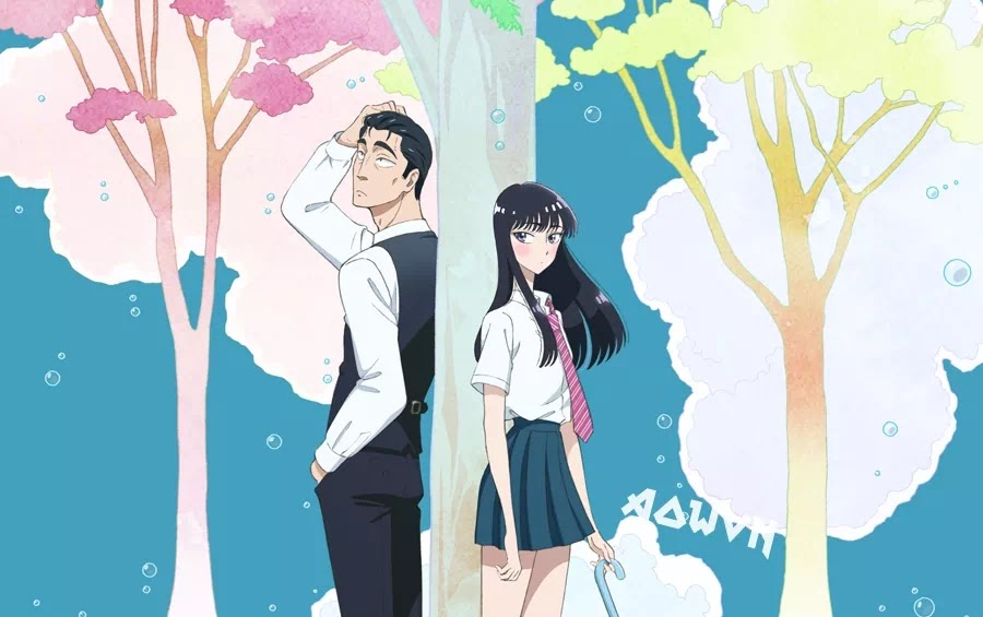 AowVN.org min%2B%25282%2529 - [ Anime 3gp Mp4 ] Koi wa Ameagari no You ni | Vietsub