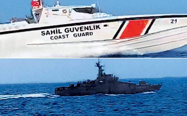 Εξώδικο 36 Ελλήνων ψαράδων για την ανοχή στους Τούρκους